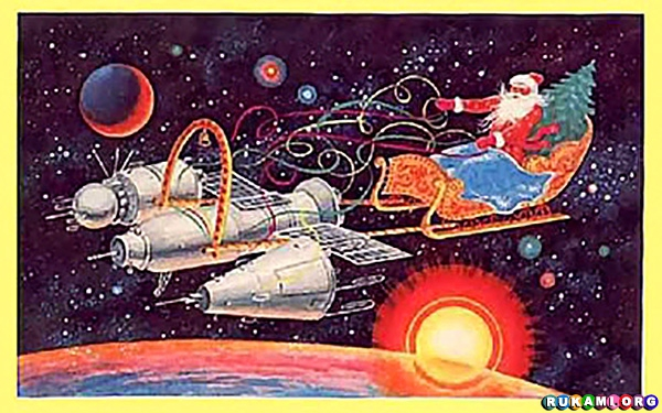 Santa-Rocket-Sleigh-Space-Classic-Christmas-Card-02_jpg