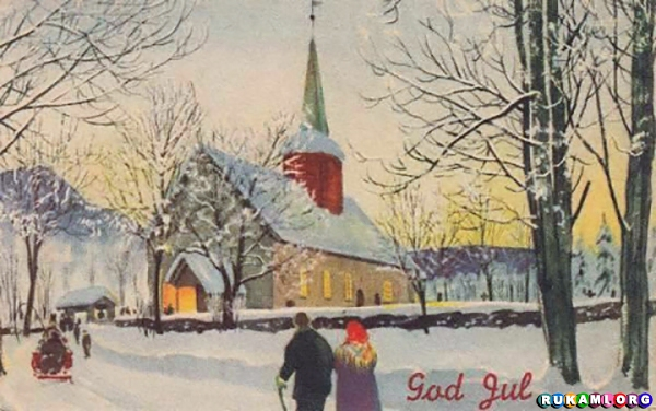 old-norwegian-christmas-card-1947
