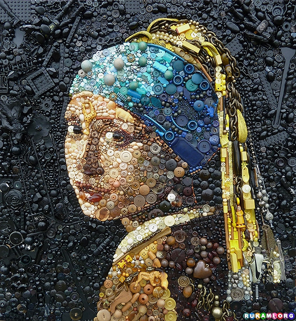 plastic-classics-found-objects-famous-portraits-jane-perkins-5